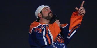 Kevin Smith will host DC Daily on DC Universe