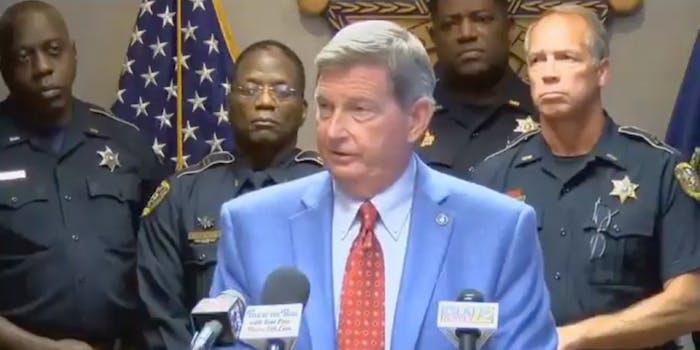 Steve Prator, Sheriff of Caddo Parish, Louisianna