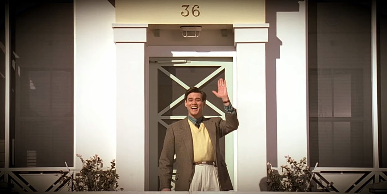 best 90s movies netflix The Truman Show