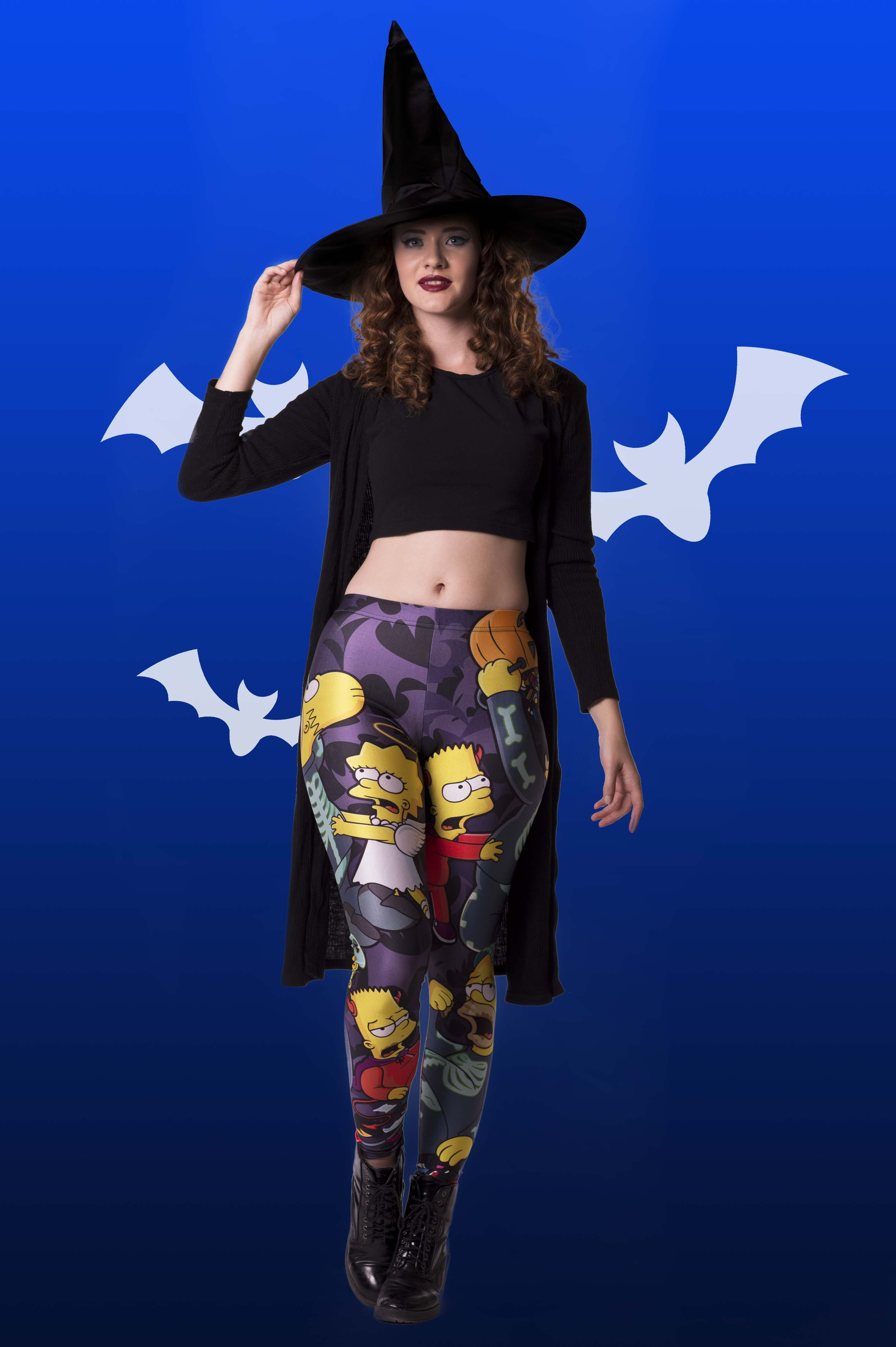 Hungry Are The Damned Leggings