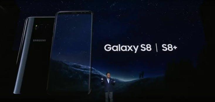 samsung galaxy s8 s8+