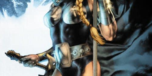 Valkyrie Marvel