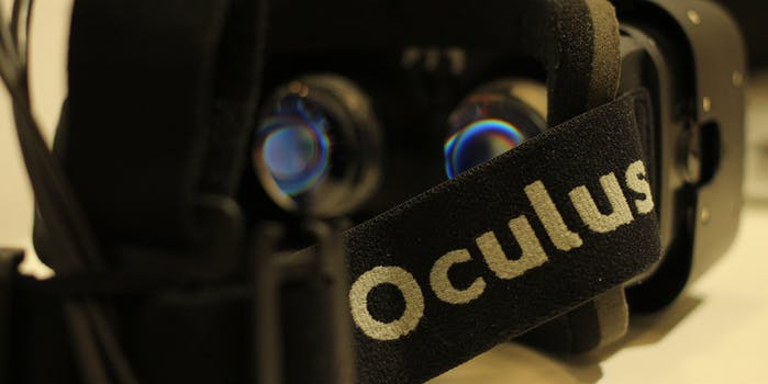 Oculus porn / vr porn