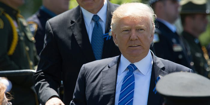 President Donald Trump's team of lawyers are reportedly considering various ways he could testify before Special Counsel Robert Mueller.