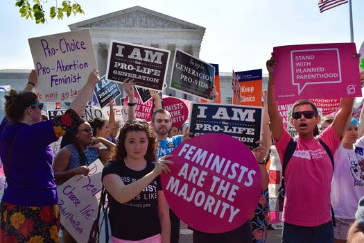 abortion protest, abortion