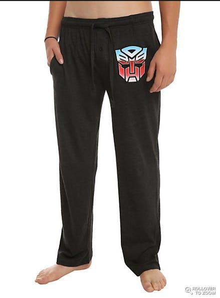 Transformers pajamas