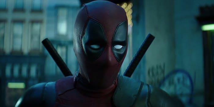 Deadpool 2 teaser traile