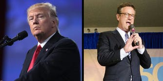 Joe Scarborough said on Thursday morning people close to President Donald Trump told him during his campaign that Trump had 'early stages of dementia.'