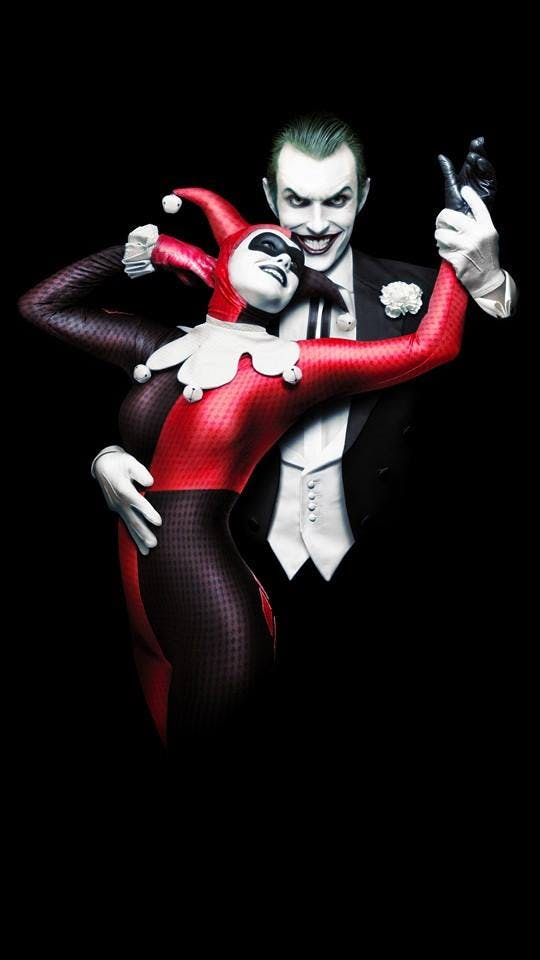 Tribute to Alex Ross, Tango With Evil