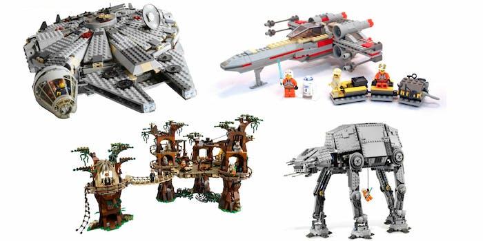 best star wars lego
