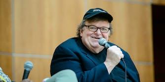 Michael Moore is launching Trumpileaks.