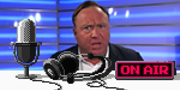 "Upstream podcast discusses ""Infowars"""