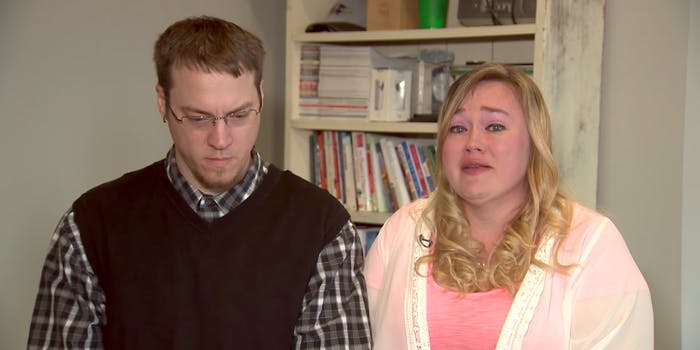 A screenshot of the apology video from DaddyOFive.