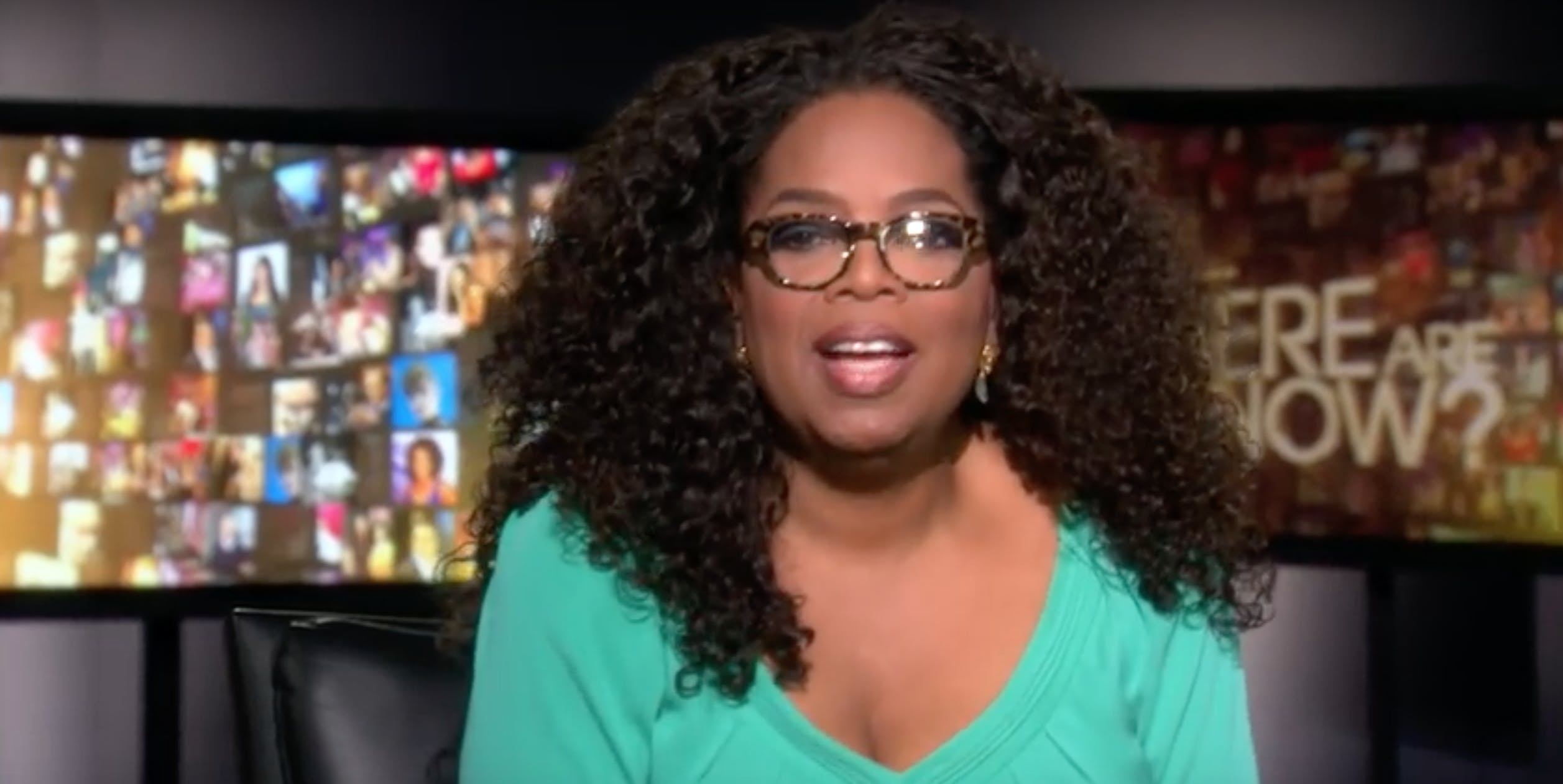 Oprah Winfrey, Possible 2020 Presidential Candidate