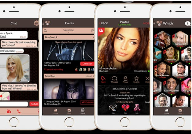 best hookup apps: Whiplr