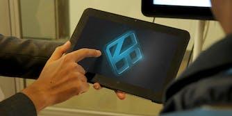 Kodi movies on tablet