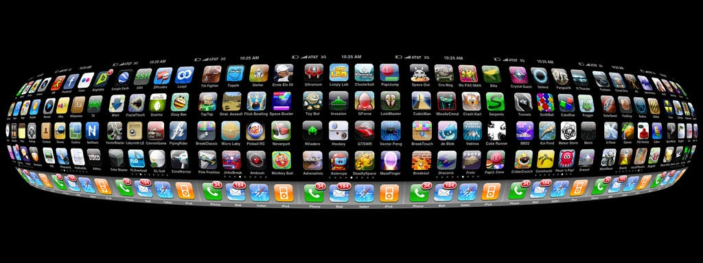 Not enough apps.
