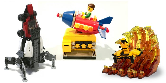 Space LEGO kits