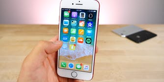iphone 7 plus running ios 11