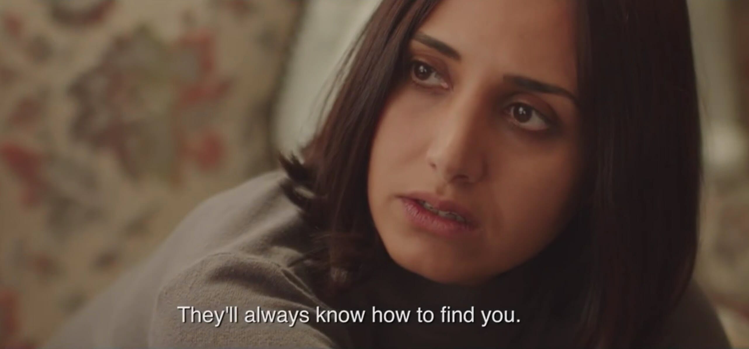 best foreign films on netflix : under the shadow