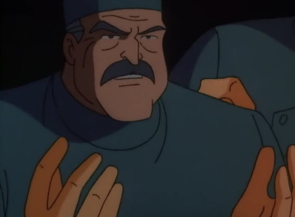 batman the animated series : paging the crime doctor