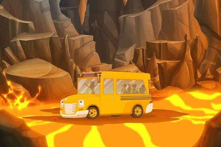 Magic School Bus Rides Again on Netflix