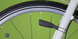 Reelight CIO battery free bike light