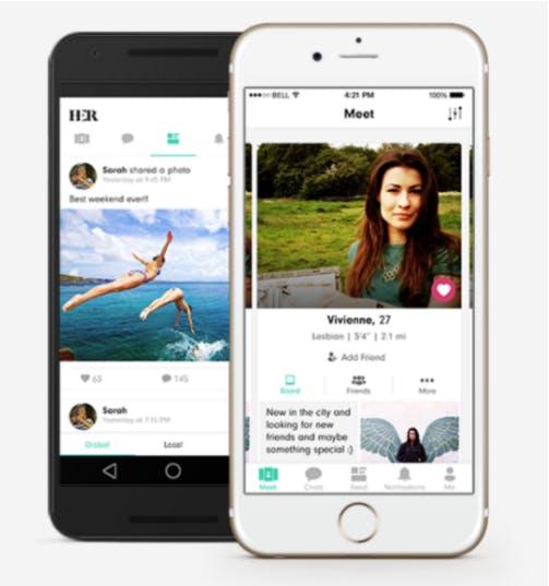 best hookup apps: Her