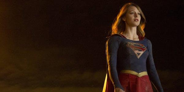 dc comics heroes supergirl