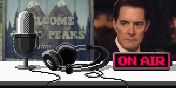 """Upstream podcast discusses """"Twin Peaks"""""""