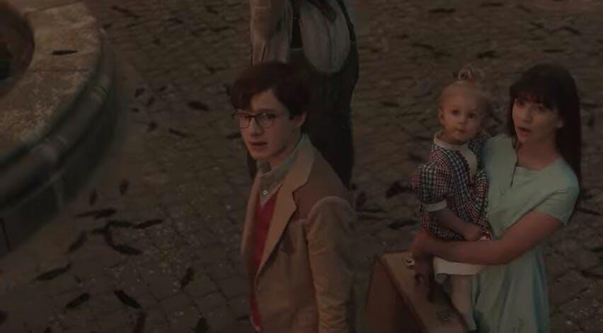 a series of unfortunate events season 2 trailer