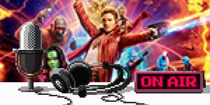 """Upstream podcast discusses """"Guardians of the Galaxy 2"""""""