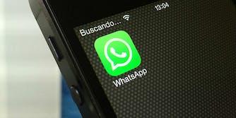 whatsapp app facebook instant messaging