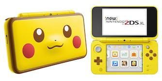 pikachu new nintendo 2ds XL