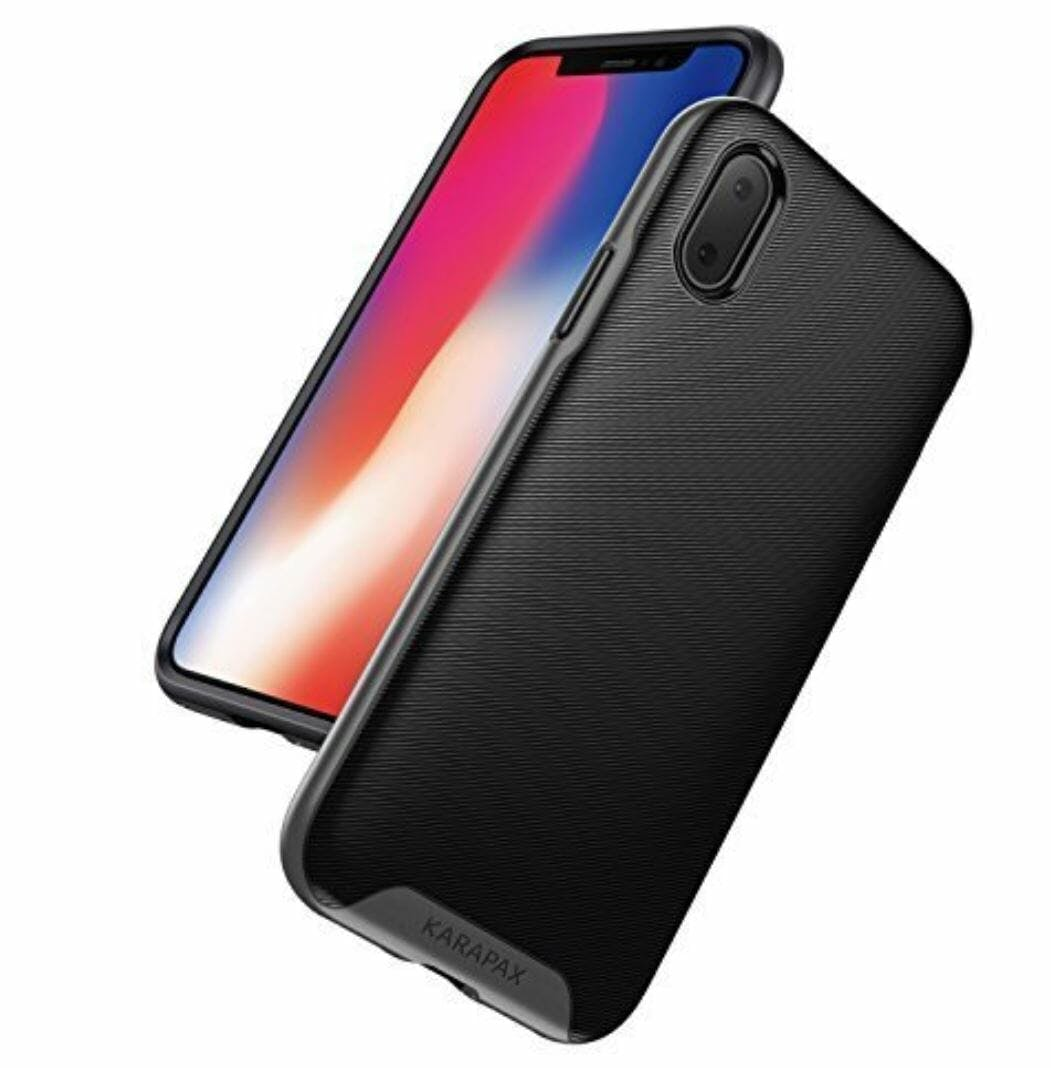 best iphone x case : anker phone case wireless charging