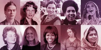 10 most influential women in history