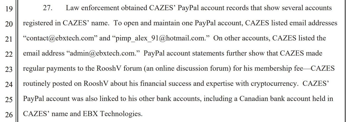 AlphaBay Court Document