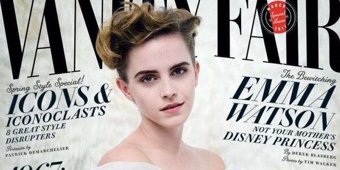 emma watson feminism breasts