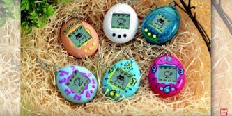 Tamagotchi electronic pets