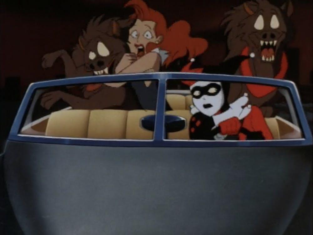 batman animated series : harley's holiday
