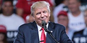 Donald Trump pee tape