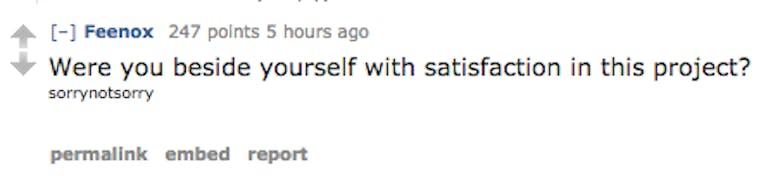 reddit comment