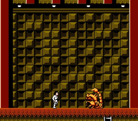 Nintendo NES facts: Star Wars 1987 Japanese game