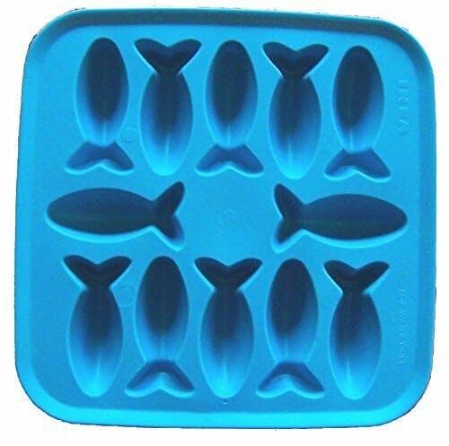 fish ice tray