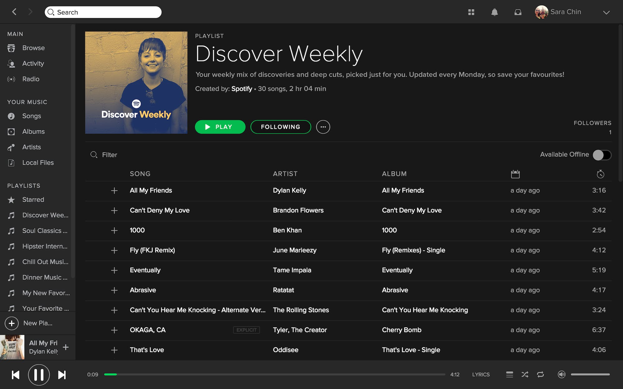 music streaming : pandora vs spotify