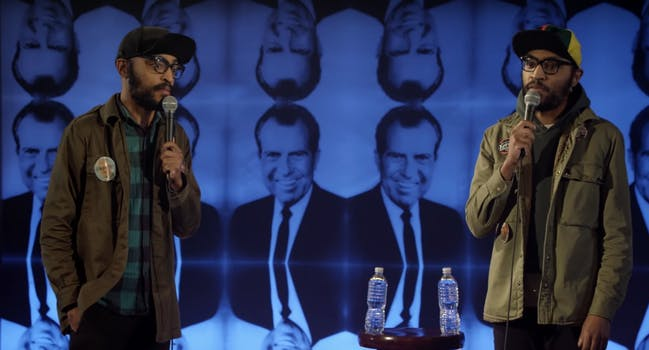 comedy special netflix: The Lucas Brothers 'On Drugs'