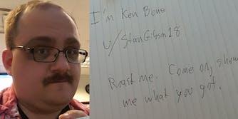 Ken Bone Reddit roast
