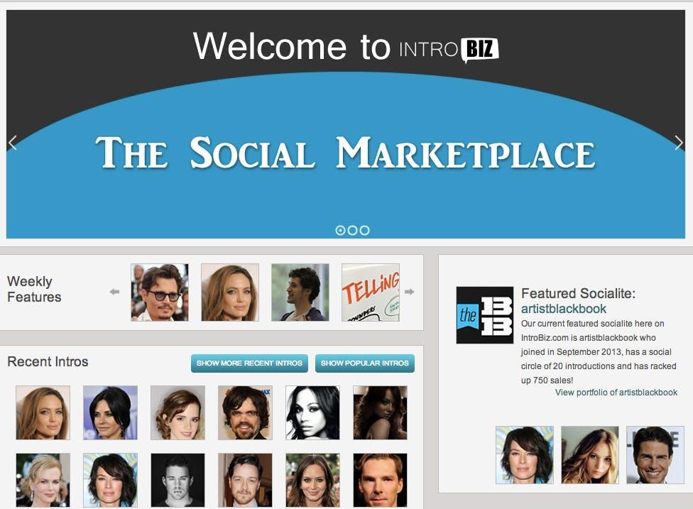 Cynk social network