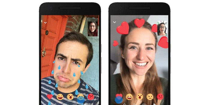 How to use Facebook Messenger Masks and Filters