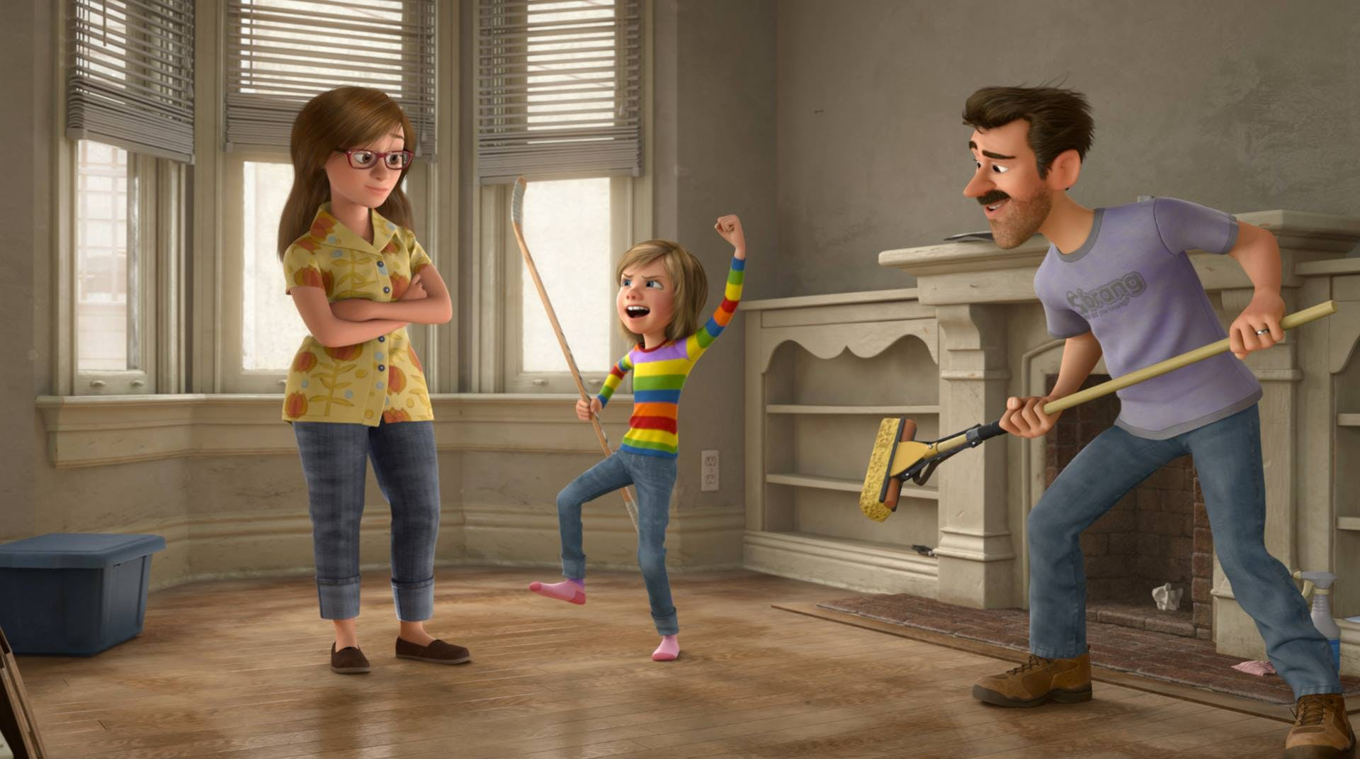 pixar founders : inside out